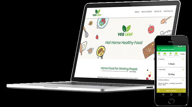 Food Ordering Platform