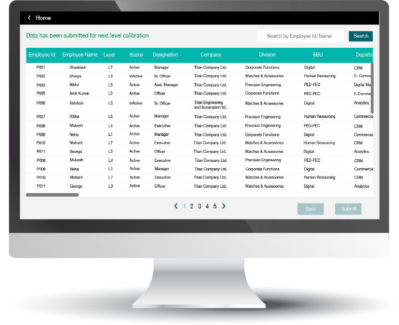 Employee Appraisal Platform