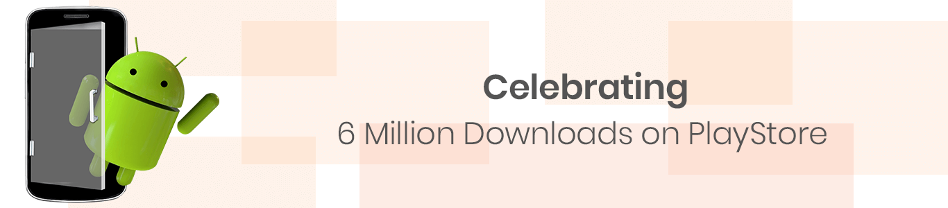 My Android 6 million downloads