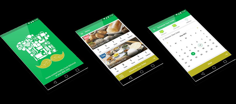 Food Ordering Application